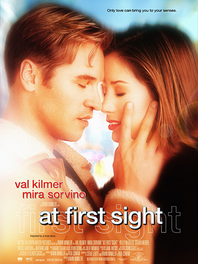 At First Sight movie poster