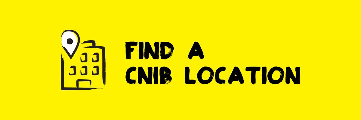 Find a CNIB Location