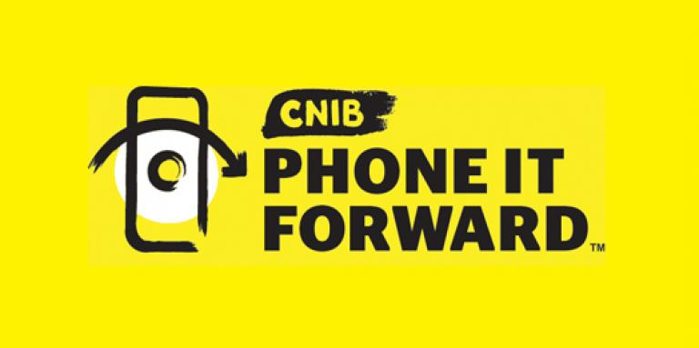 CNIB Phone it Forward