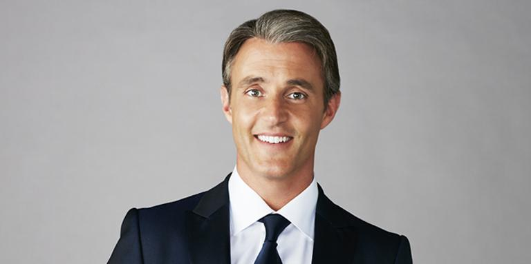 A headshot of Ben Mulroney.
