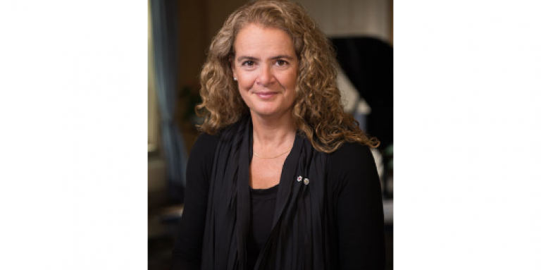 Julie Payette, Governor General of Canada